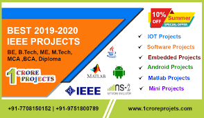 Best IEEE Final Year Project Centers In Thoothukudi