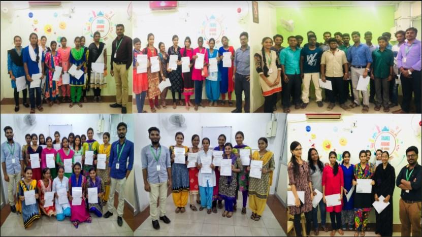 Best IEEE Final Year Project Centers In Jayamkondan
